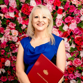 Celebrant Marlene Axiak