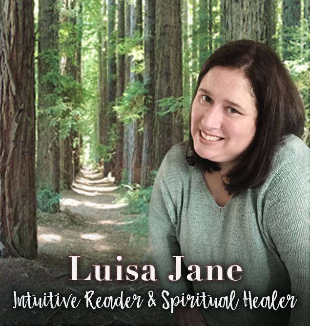 Luisa Jane Intuitive Reader & Art