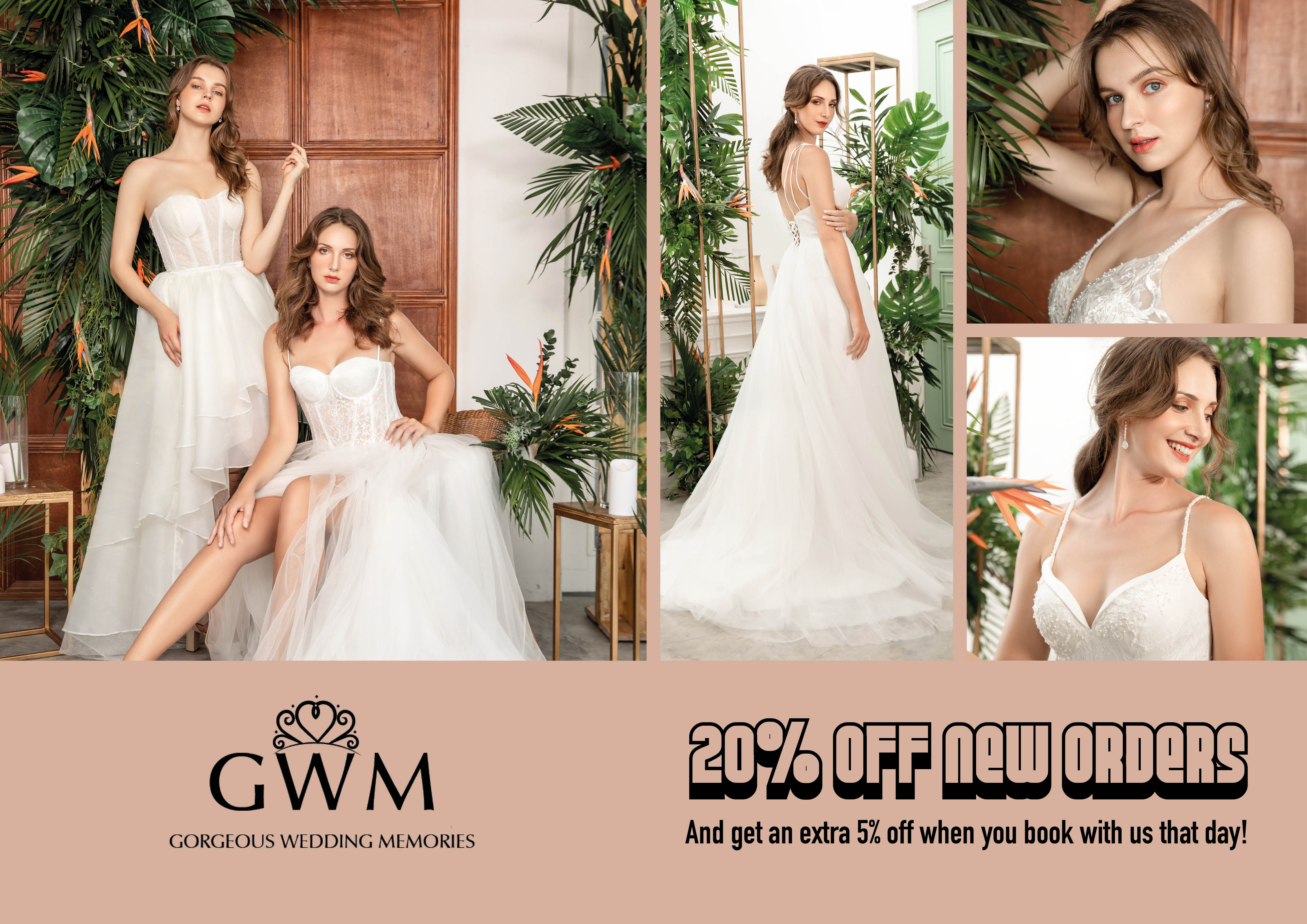 GWM Wedding Gowns