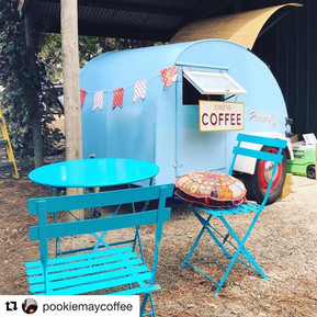 Pookie May Coffee Cart