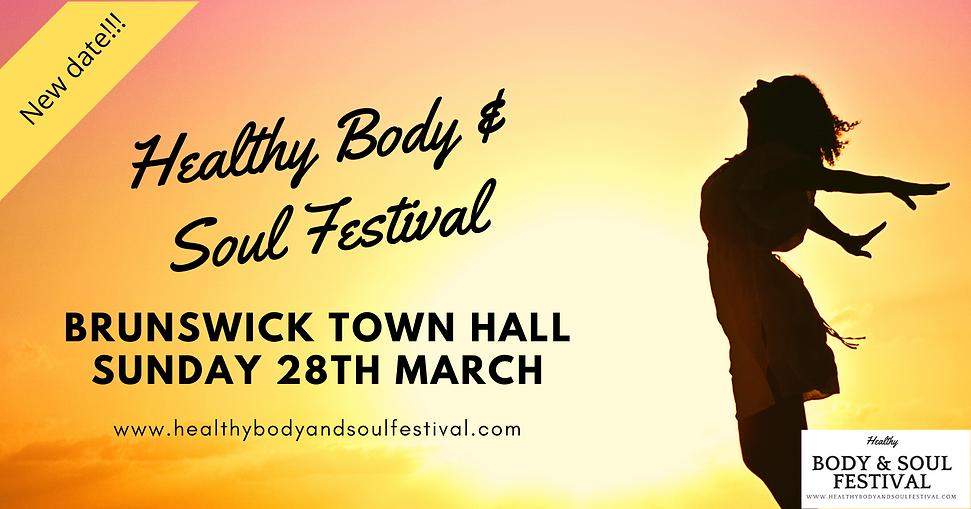 Healthy Body & Soul Festival