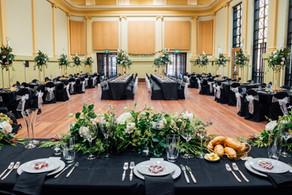 Weddings at Brunswick Town Hall