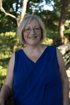 Celebrant Maureen Miles
