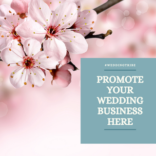 PROMOTE Join our tribe!  #WEDDINGTRIBE
