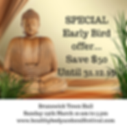 Healthy special Offer