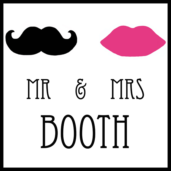 Mr & Mrs Booth