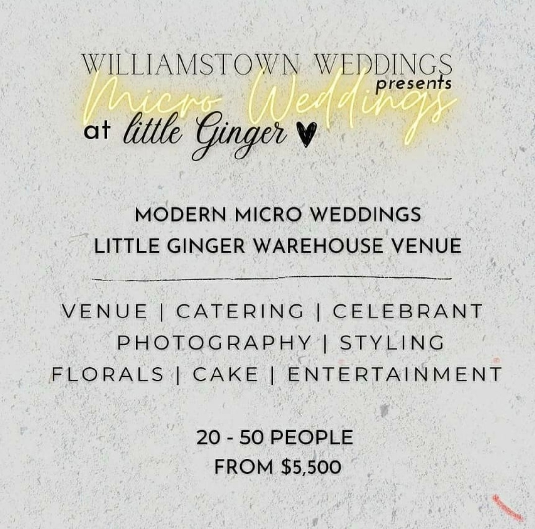 Williamstown Weddings