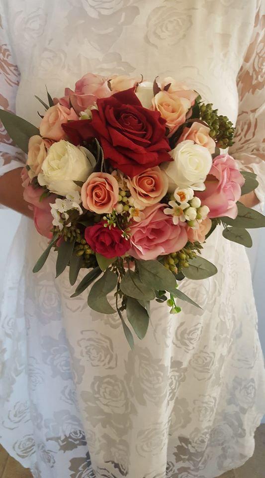 Roses & Posies Silk Flowers