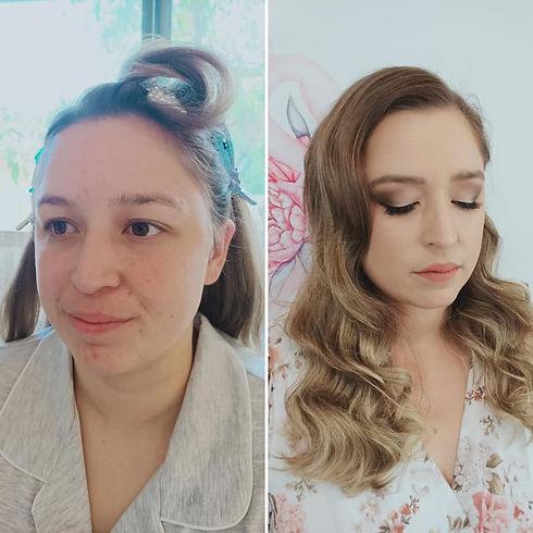 Hair and make up Artist