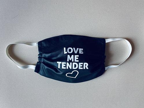 Statementmaske love me tender
