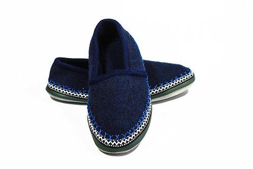 Toni gentian blue