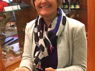 Isabella Berger – Hotelchefin und Leiterin der Wellnessabteilung vom Mountain Ressort Feuerberg auf