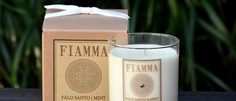 Palo Santo & Mint Soy Candle