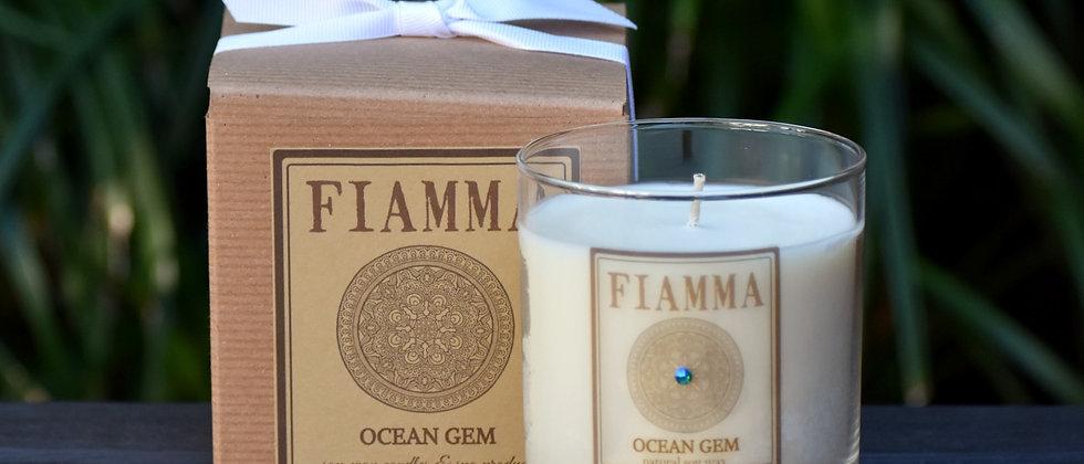 Ocean Gem Soy Candle
