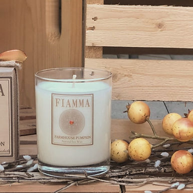 Farmhouse Pumpkin Soy Candle