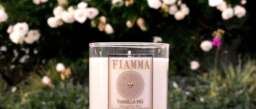 Vanilla Fig Soy Candle