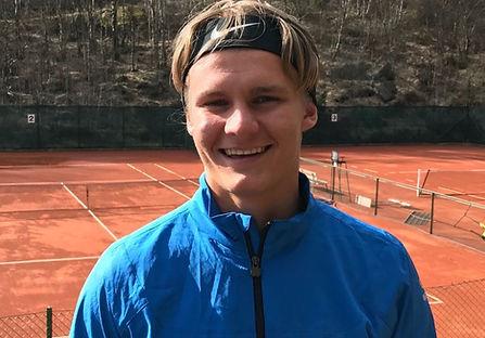 Hellvik Hus talentgruppe tennis