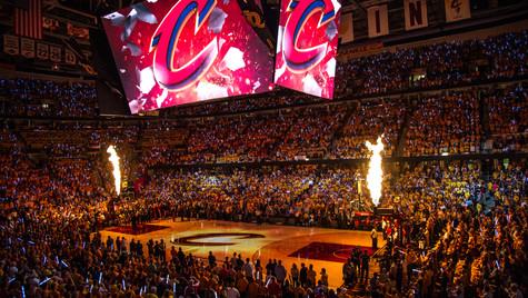 2015 Cleveland Cavaliers Playoffs