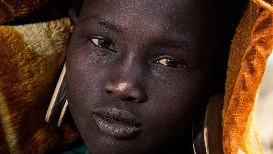 Mursi Tribe