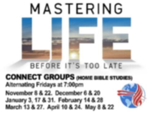 Mastering Life Bible Study