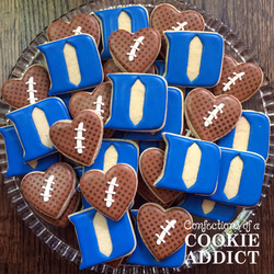 Duke Mini cookies