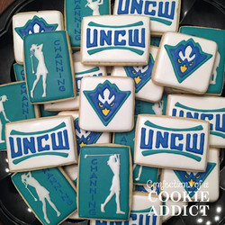 UNCW Cookies