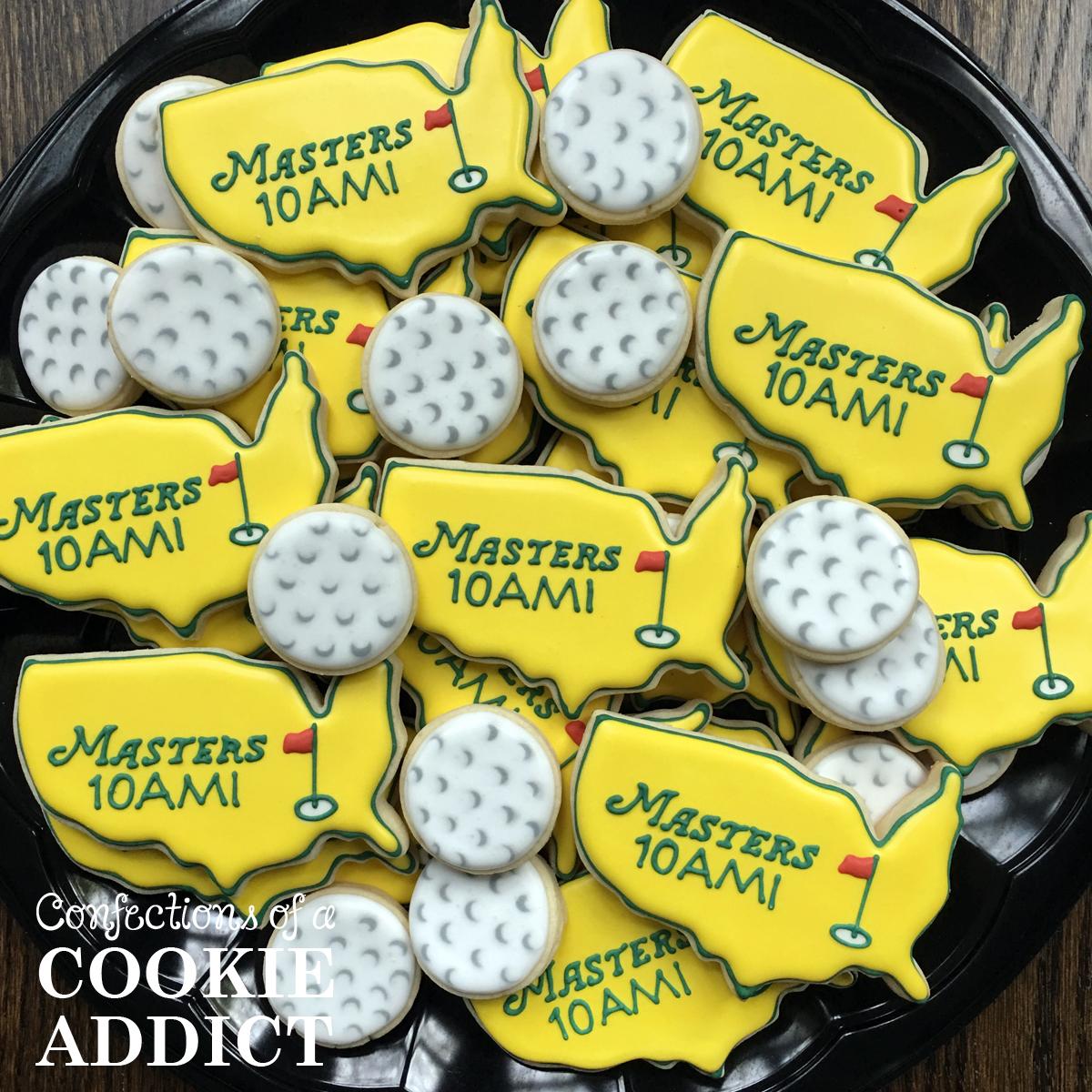 Masters Cookies