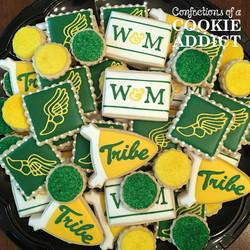 William & Mary Cookies
