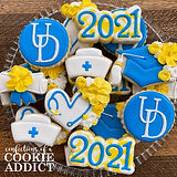 UD Nursing Cookies