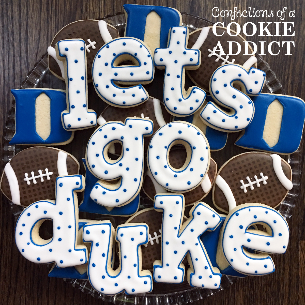 lets go duke cookies