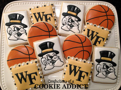 Wake Forest Cookies