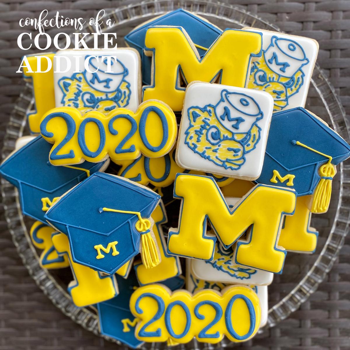 University of Michigan Cookies