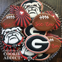 UGA Cookies