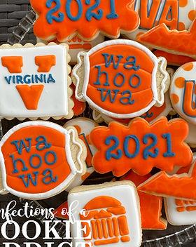 UVA Cookies