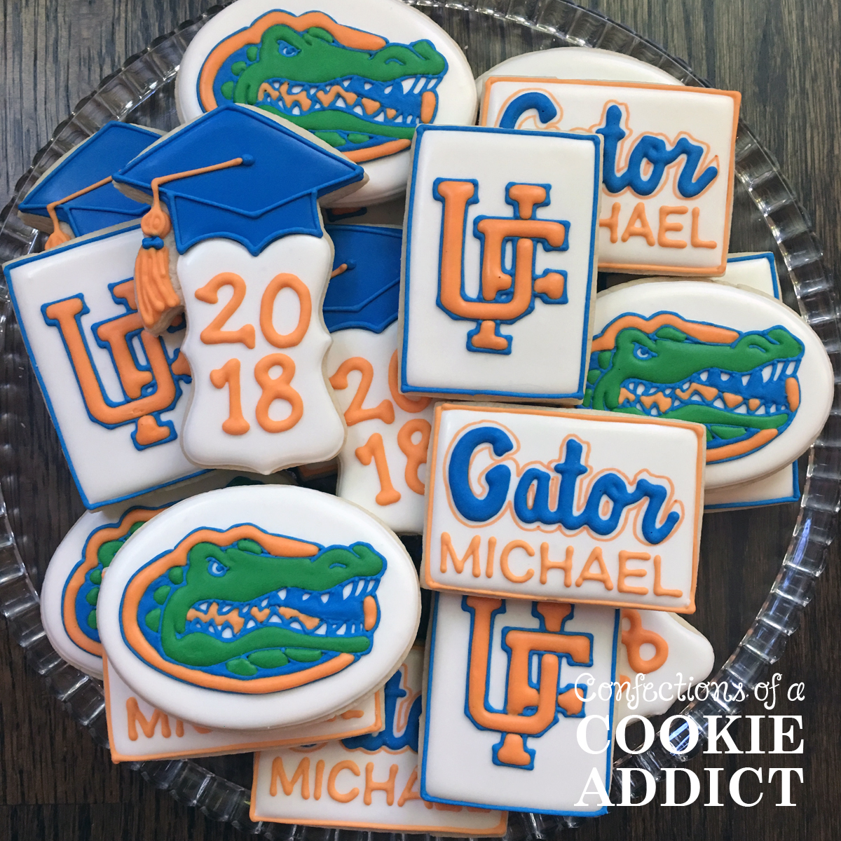 University of Florida Cookies