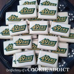 UNCC Cookies