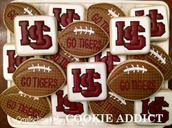 Hampden Sydney Cookies