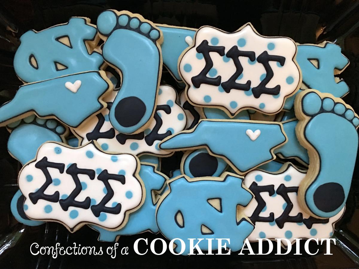 UNC Cookies