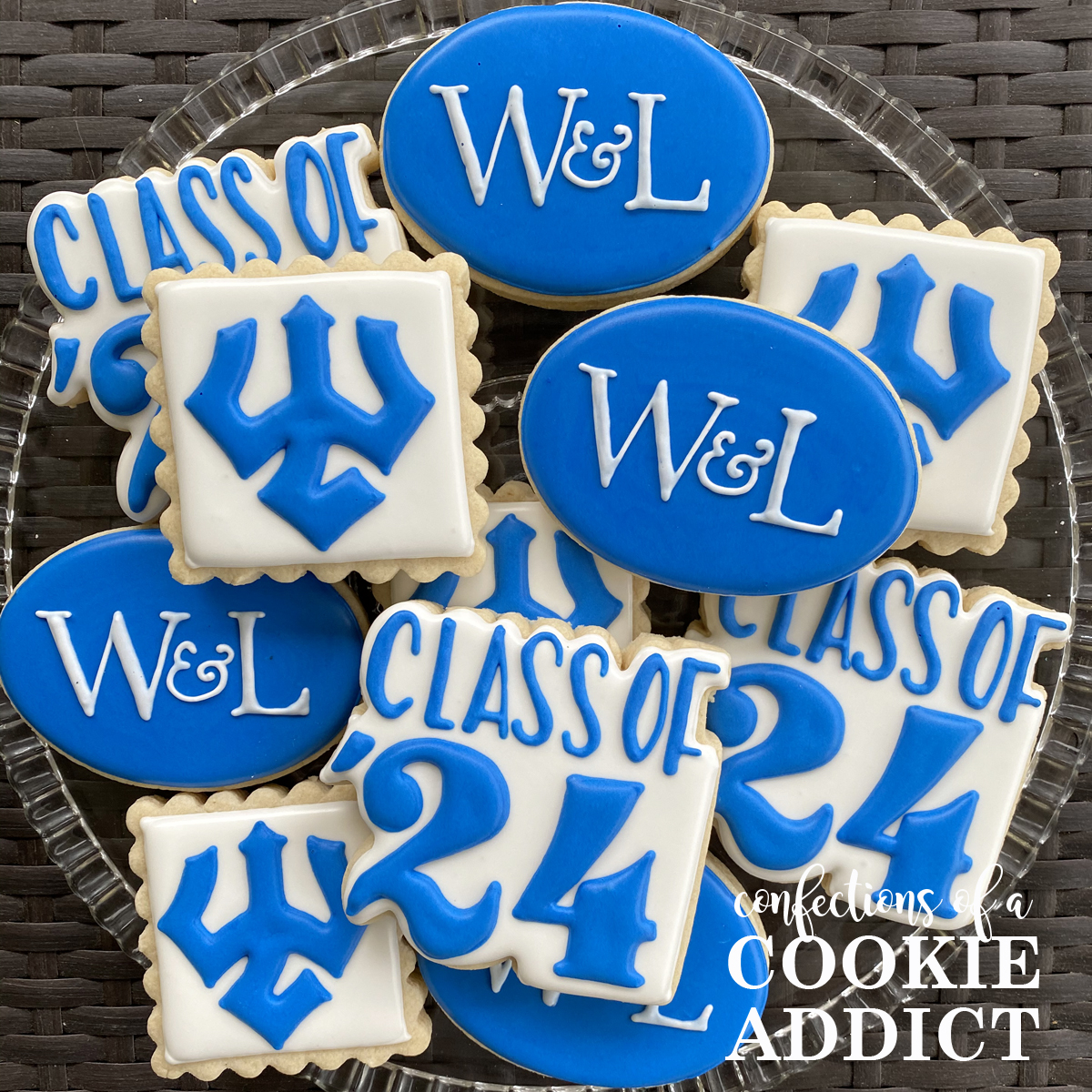 Washington & Lee Cookies