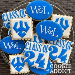 Washington & Lee Cookies
