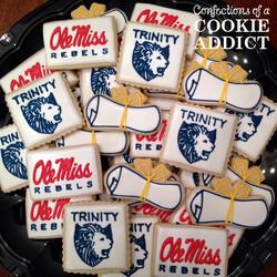Ole Miss Cookies