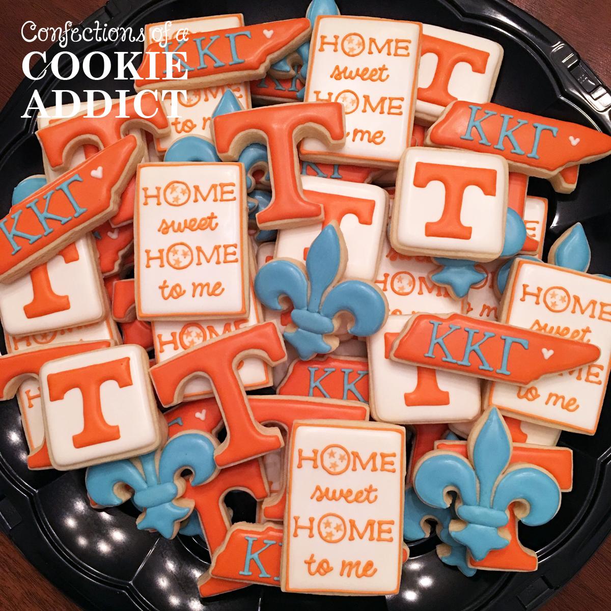 University of Tennessee Cookies
