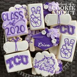 TCU Cookies