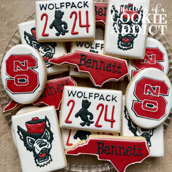 NC State Cookies