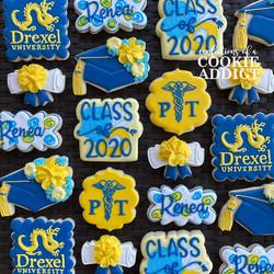 Drexel Cookies