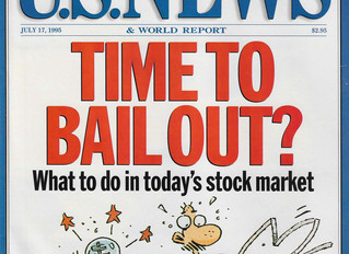 TIME TO BAIL OUT?
