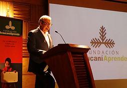 Emilio_Guerra_Presidente_Fundación_Arauc