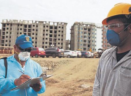 Sector de la vivienda enfrenta ritmo lento de recuperación.