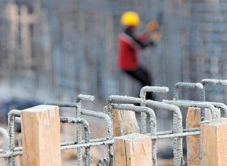 Área licenciada para construcción en Colombia cayó 29,8 % durante Julio.