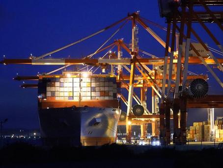 Exportaciones colombianas cayeron 21,4% durante el 2020